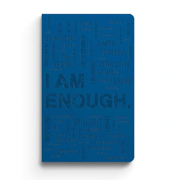 PLANNER 'I AM ENOUGH'