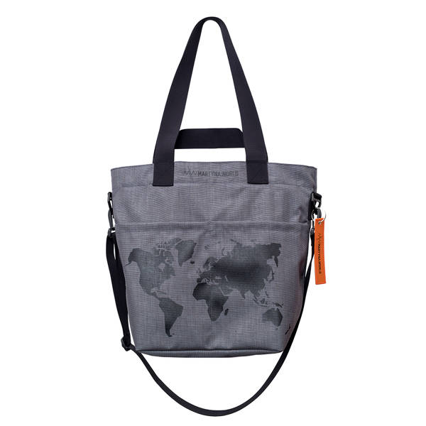 TORBA Z CORDURY M.W GREY SMALL